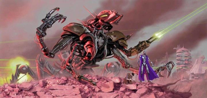 dune the machine crusade